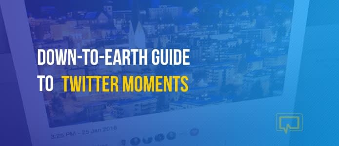 guide to Twitter Moments