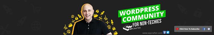 Youtube WordPress tutorials