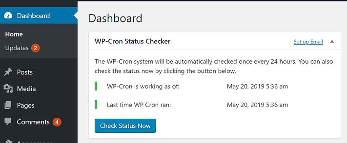 WP Cron