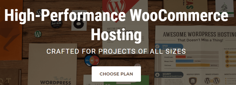 SiteGround's WooCommerce hosting plans