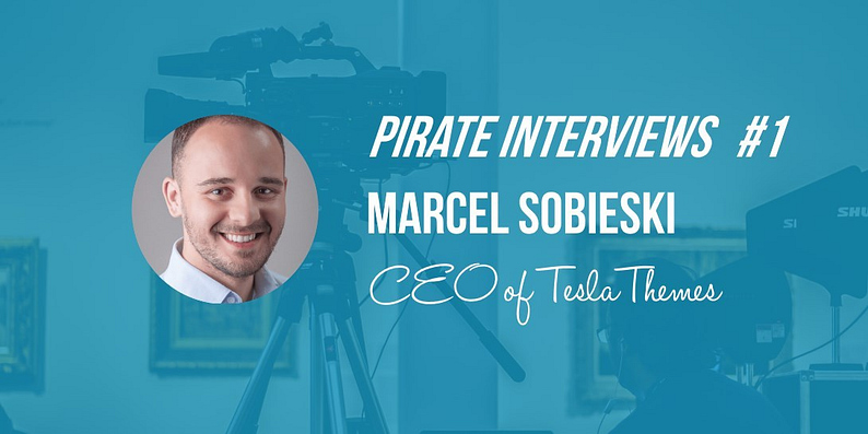 Marcel Sobieski interview