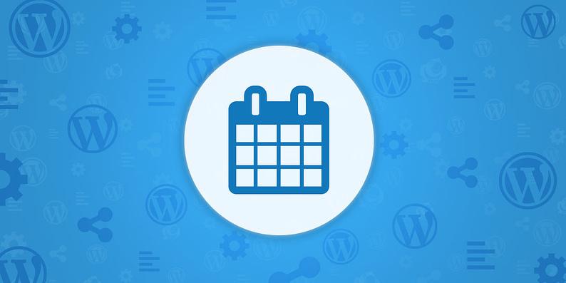 WordPress editorial calendar using CoSchedule
