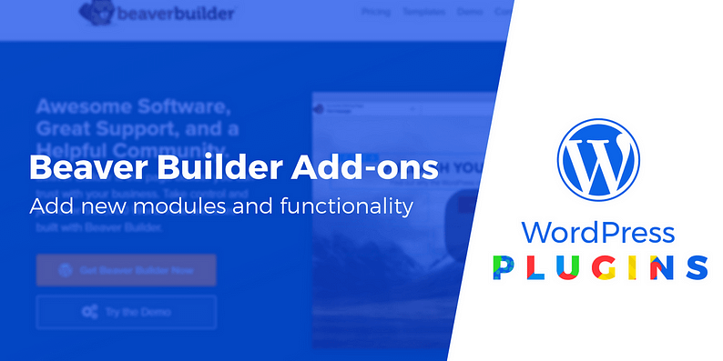 Beaver Builder Add-ons