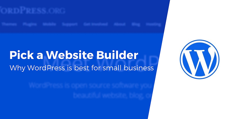best website builder for a small business