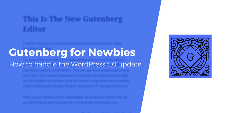 Gutenberg for Newbies