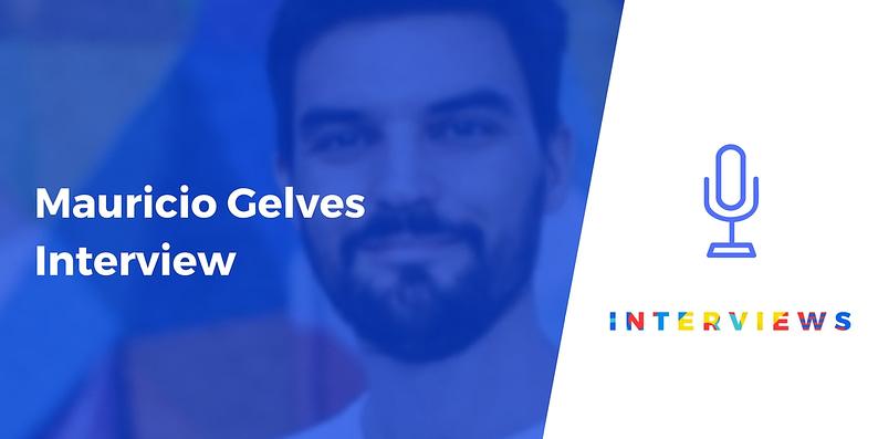 Mauricio Gelves Interview