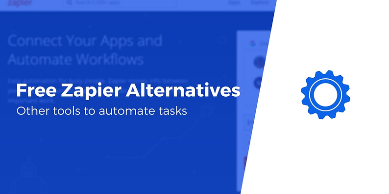 Free Zapier alternatives