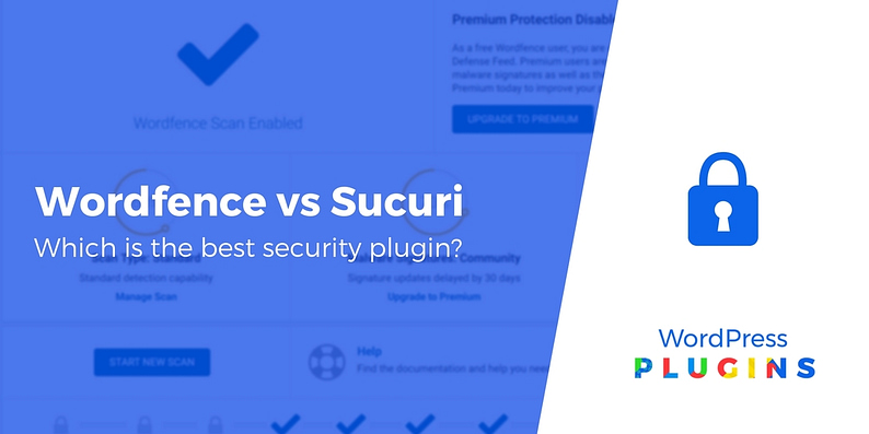 Wordfence vs Sucuri