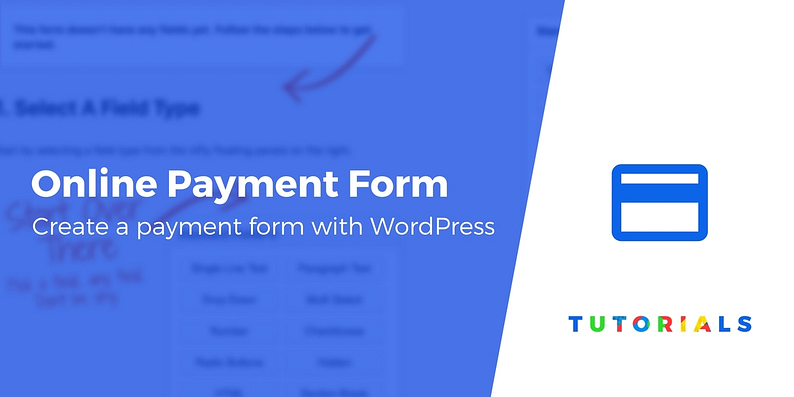 WordPress Payment Form