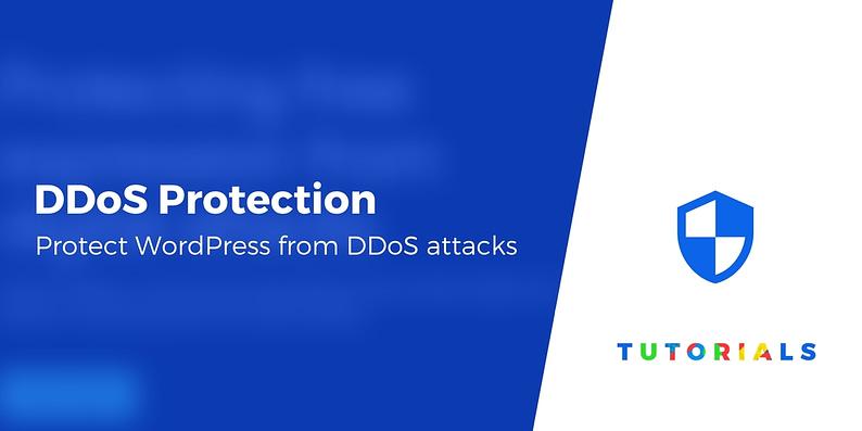 WordPress DDoS Protection