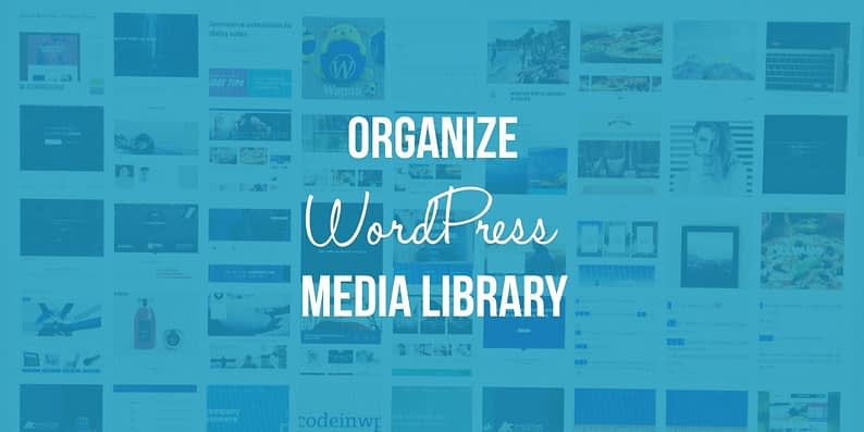 WordPress Media Folders
