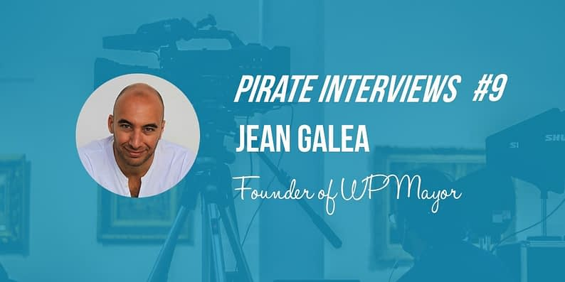 Jean Galea interview