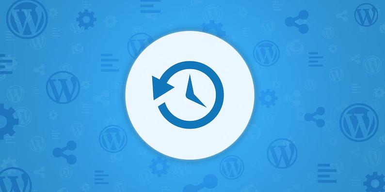 WordPress backup tips