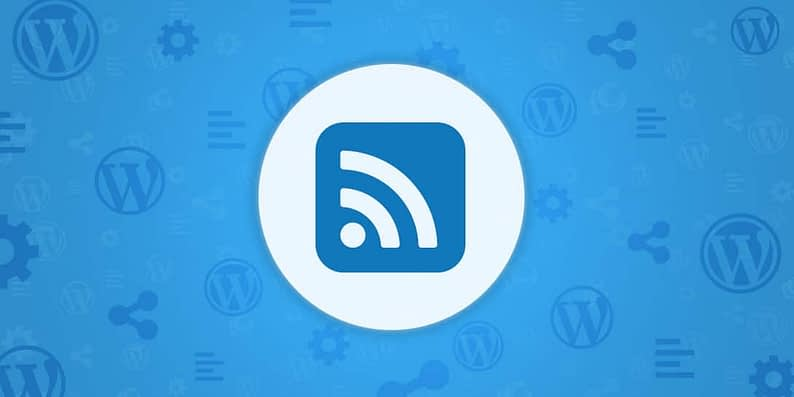 import RSS feeds into WordPress as posts