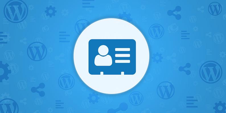 target audience profile in WordPress