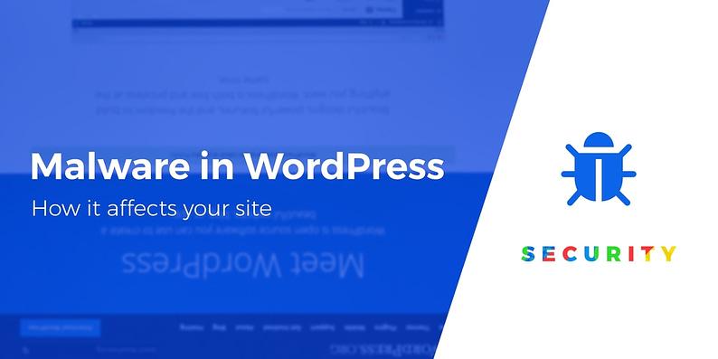 malware in WordPress