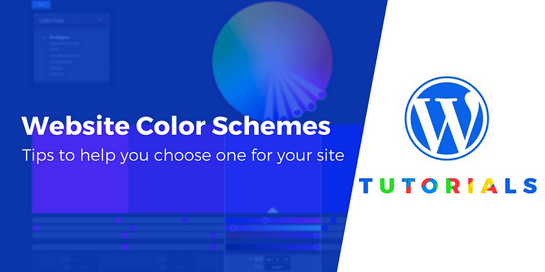 color schemes for websites