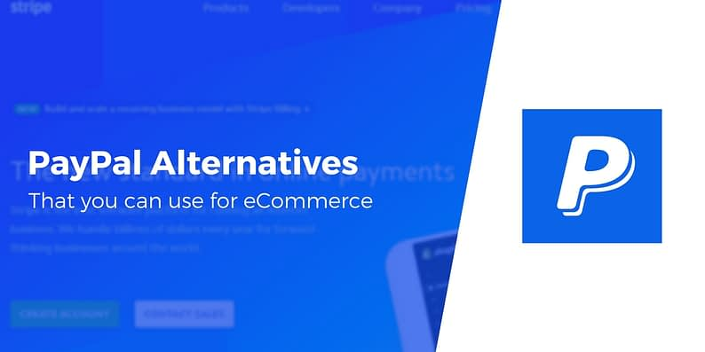 PayPal alternatives for eCommerce