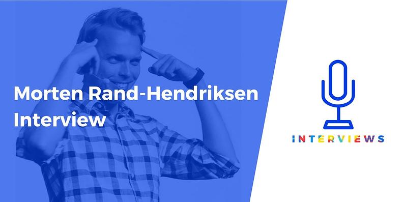 Morten Rand-Hendriksen interview