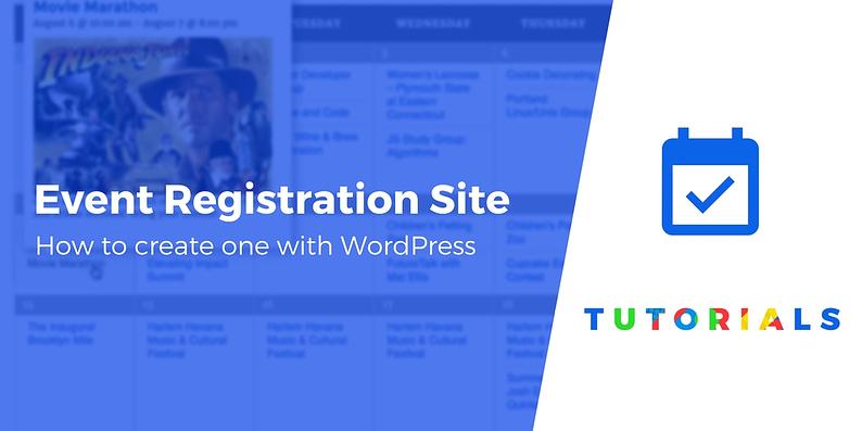 Event Registration Website