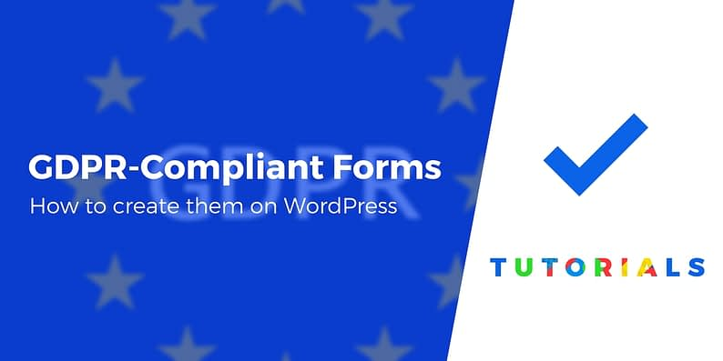 GDPR-Compliant Forms