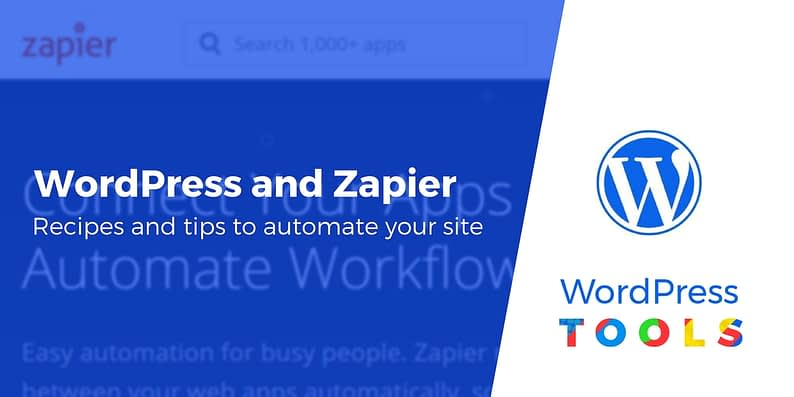 WordPress Zapier
