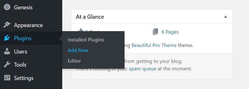 plugin add new