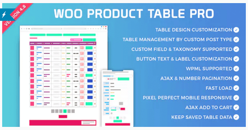 The Woo Product Table Pro plugin.