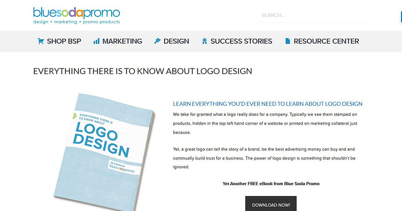 everything there is to know about logo design