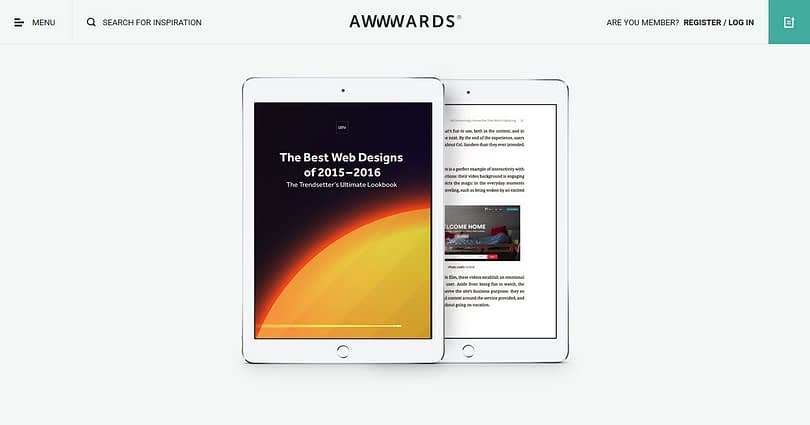 the best of web design ebook