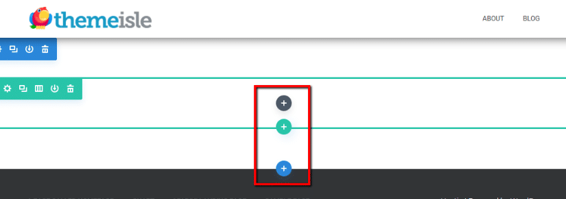 how to add new elements to divi