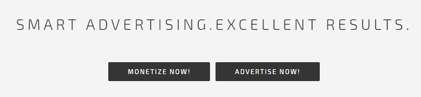 Google AdSense alternatives for WordPress: Adsterra