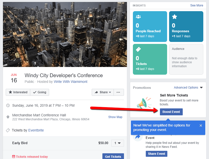 fbook ads