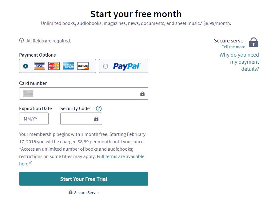 skip payment details