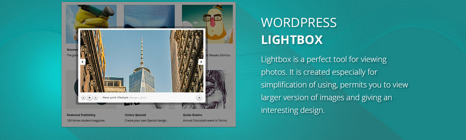 Lightbox by Huge-IT official WordPress lightbox plugin page