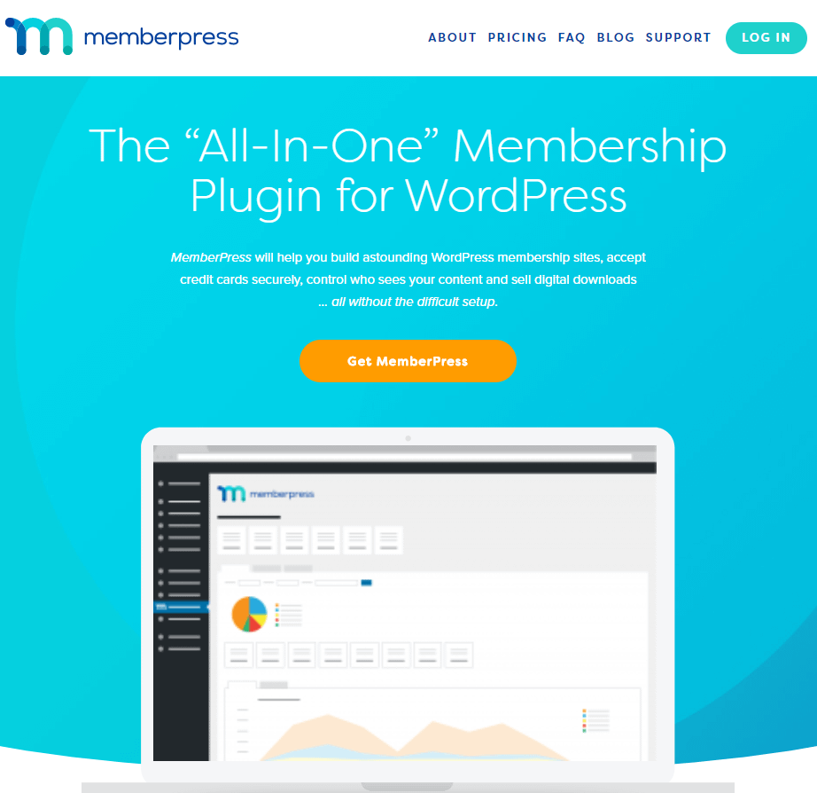 memberpress - WooCommerce Alternatives