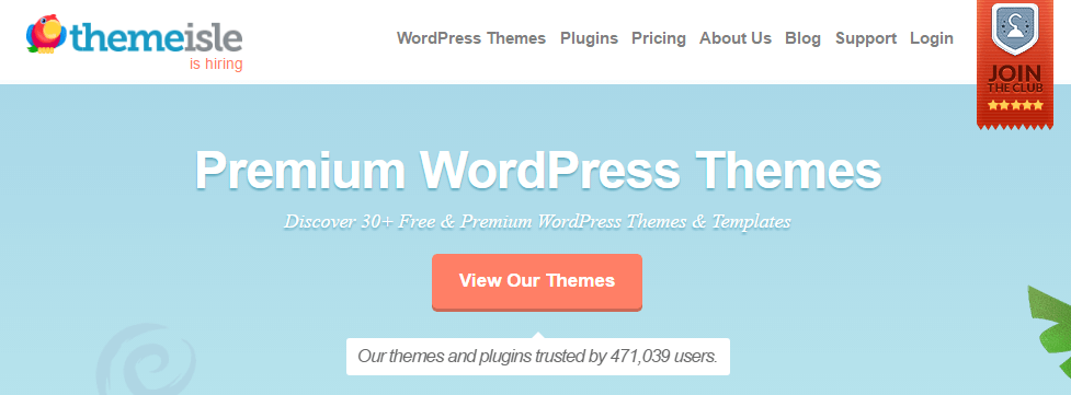 An example of a simple navigational scheme to improve WordPress website navigation.