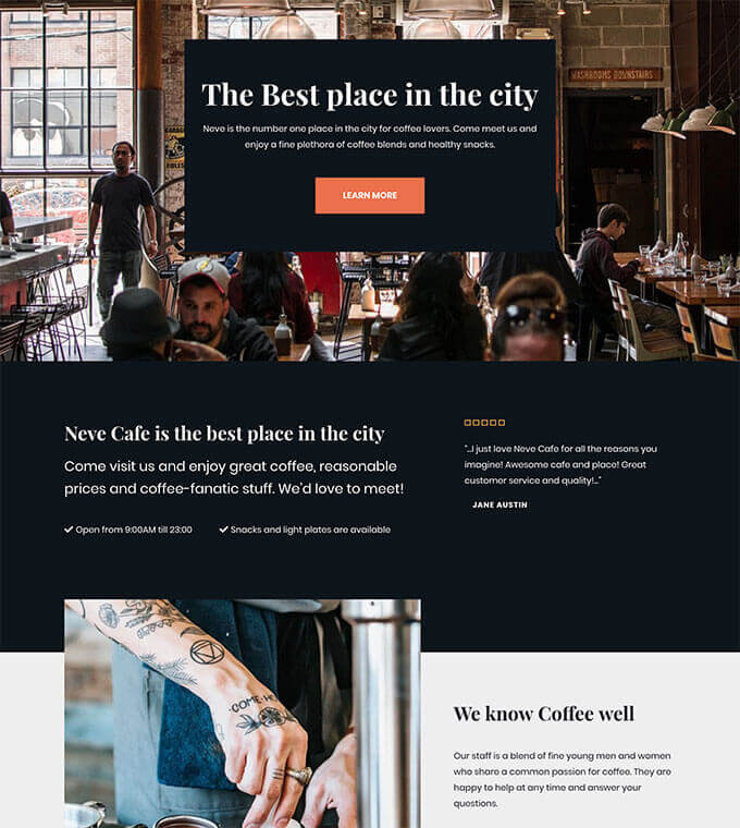 Cafe Featured Image