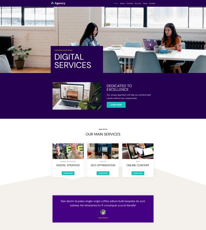 Digital Agency Featured Image