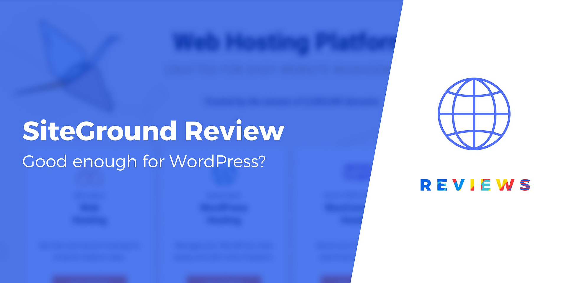 Review Months Later Hosting Siteground