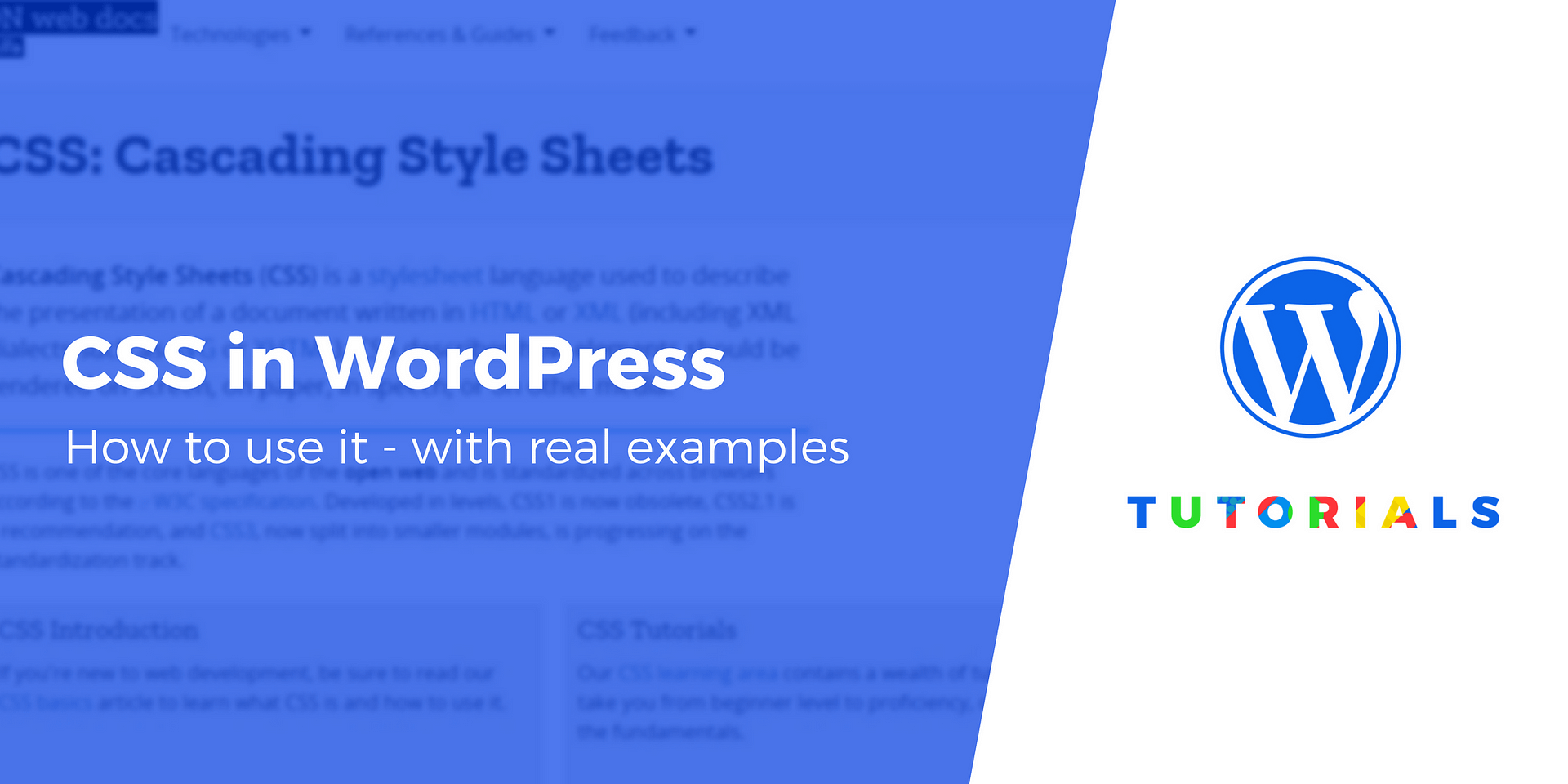Beginner's Guide: How to Use CSS in WordPress for Easy Style