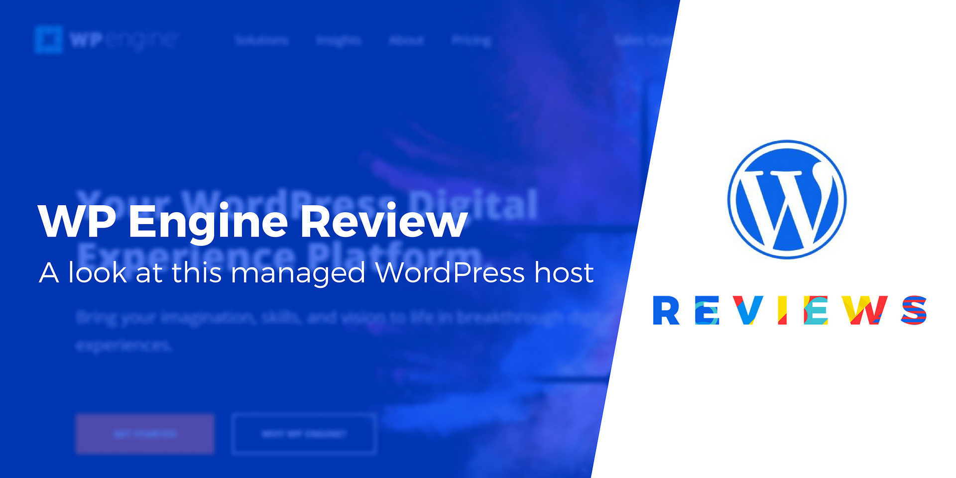Review 2020 WordPress Hosting WP Engine