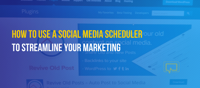How to Use a Social Media Scheduler to Streamline Your Marketing