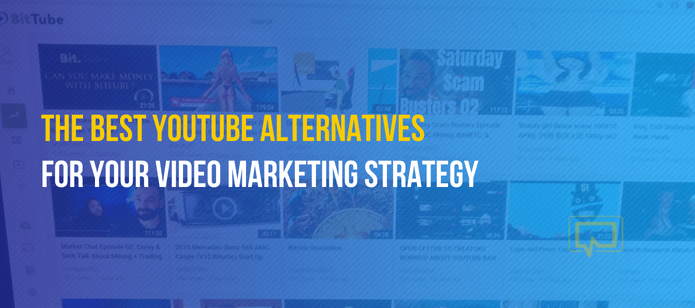4 YouTube Alternatives to Consider in Your Video Marketing Strategy