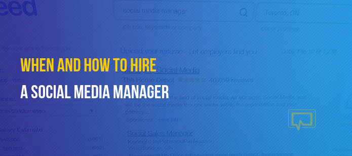When and How to Hire a Social Media Manager for Your Business