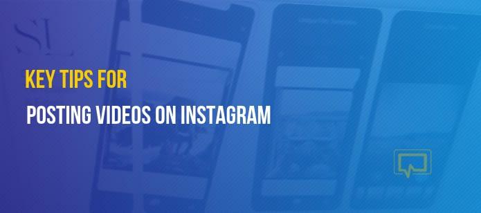 8 Tips for Posting Videos on Instagram Effectively (2019)