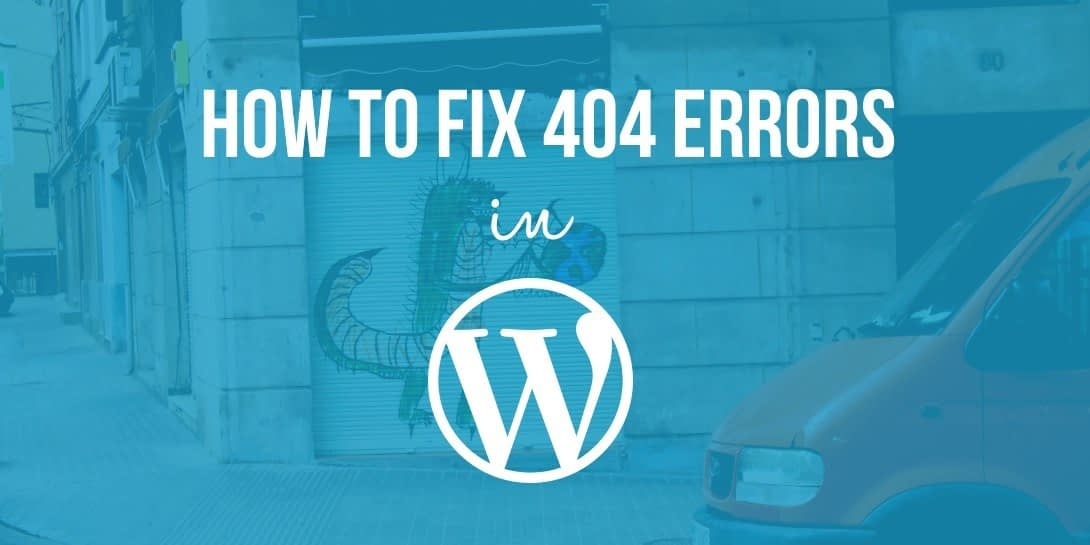 How to Fix 404 Errors in WordPress Using 301 Redirects
