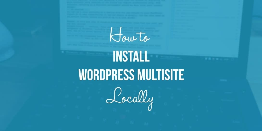 How to Install WordPress Multisite on a Local Host?
