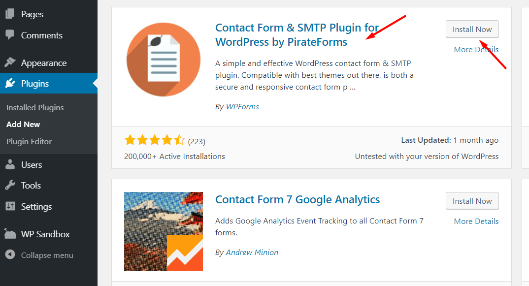 Beginner's Guide: How to Add a Contact Form to WordPress