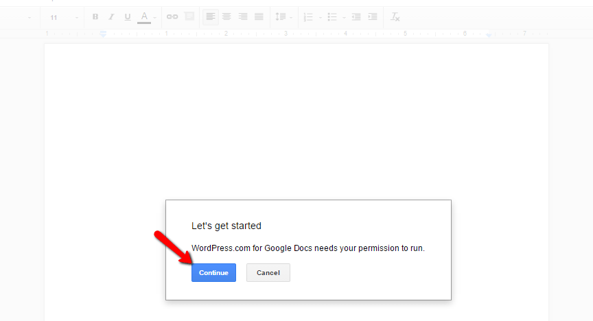 How to Import From Google Docs to WordPress (Using Jetpack)